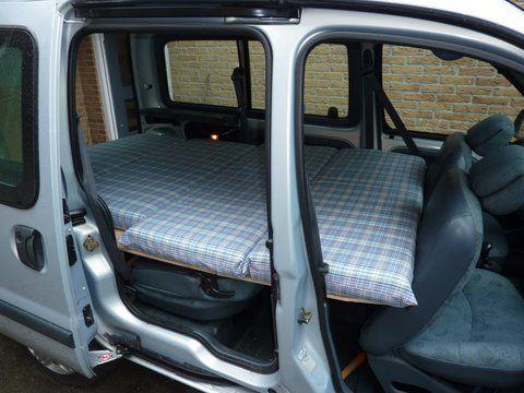 the 7 best kangoo images on pinterest caravan camper. Black Bedroom Furniture Sets. Home Design Ideas