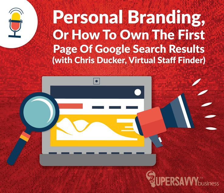 Great podcast with Fiona Lewis and Chris Ducker on personal branding techniques that do NOT involve doing any kind of SEO. Pin now, listen to the #podcast during the weekend, and implement your findings the upcoming week!