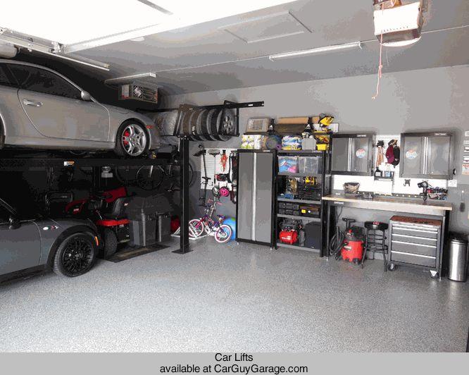 Car lifts car guy garage for Auto p garage roussillon