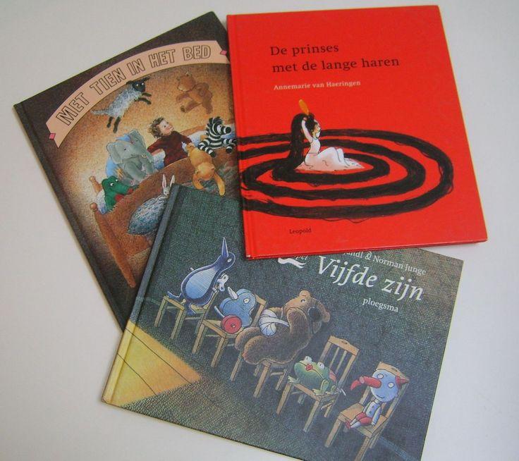 Prentenboeken zijn een uitstekende insteek om kleuters in contact te brengen met wiskundige begrippen. Heel wat degelijke prentenboeken die je in elke bib kan vinden komen hiervoor in aanmerking. H…