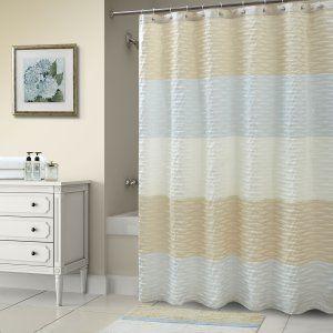 Beach Shower Curtains on Hayneedle - Nautical Shower Curtains