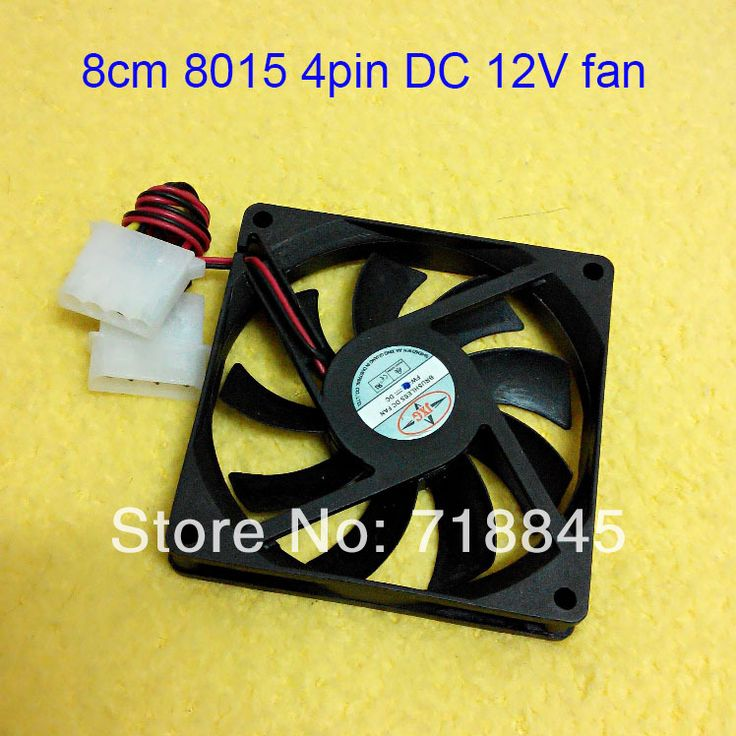 Free Shipping 10pcs New 12V 4pin 8cm 80mm 8015 Mute Cooler Cooling Fan     Tag a friend who would love this!     FREE Shipping Worldwide     Get it here ---> https://shoppingafter.com/products/free-shipping-10pcs-new-12v-4pin-8cm-80mm-8015-mute-cooler-cooling-fan/