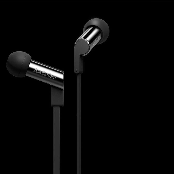 Astell&Kern earphone_rendering&retouching