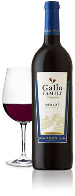 Merlot | Merlot Red Wine | Gallo Family Vineyards