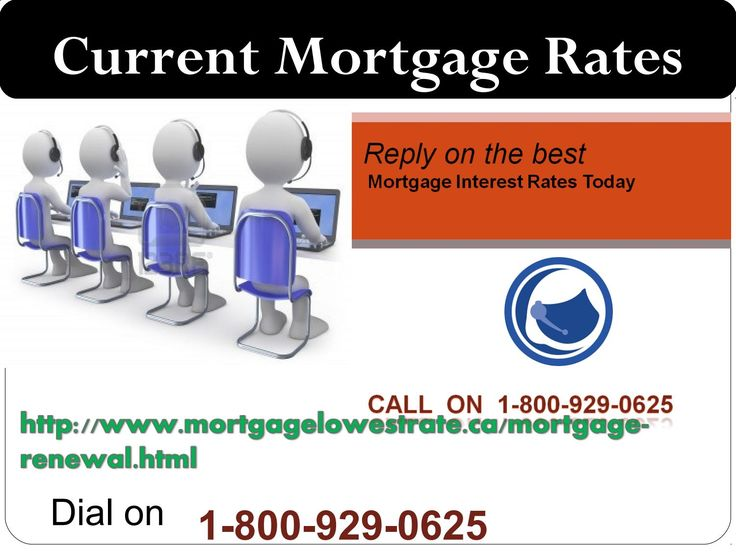 mortgage rates canada in the past