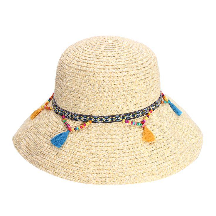 Resultado de imagen para sombreros de playa mujer