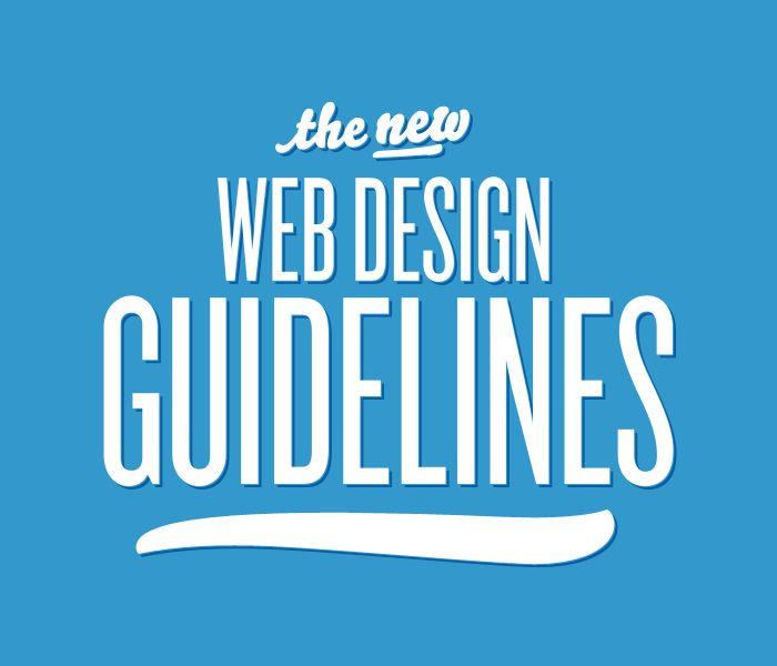 The New Design Guidelines