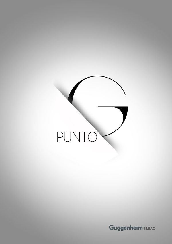 #graphic design #typography - Punto G