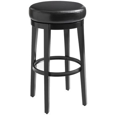 Stratmoor Swivel Barstool Black Pier 1 Pinterest