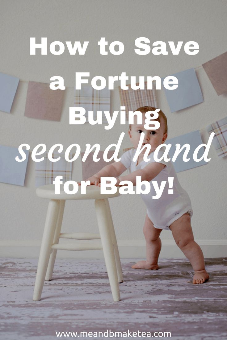 How to Save a Fortune Buying Second Hand for Baby! When I fell pregnant with the little man, I was adamant that I didn't want to be one of these parents that forks out a small mortgage to fund their newborn. I get that it's nice to buy new stuff and all but I didn't want to go crazy and end up paying off newborn impulse purchase credit card debt five years later.