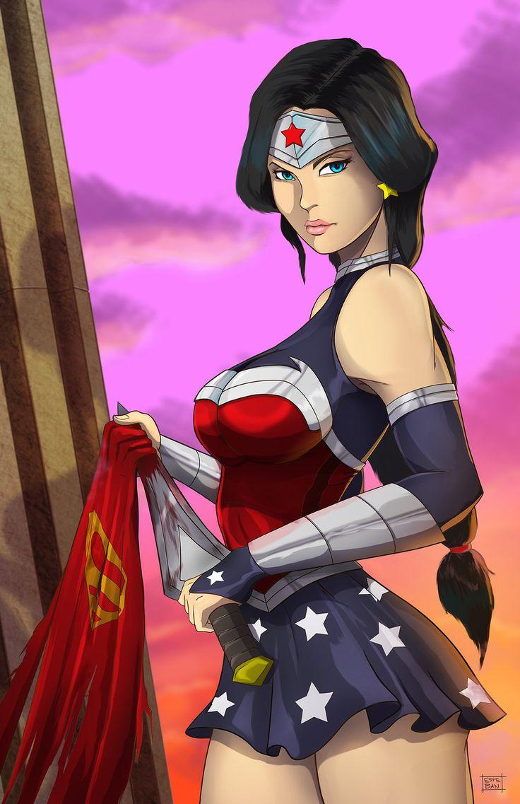3746 Best Wonder Woman Images On Pinterest  Superhero -3457