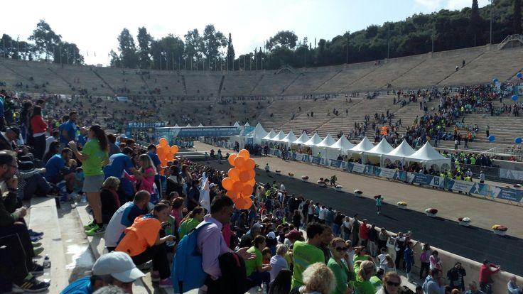 Athens Marahon 2014