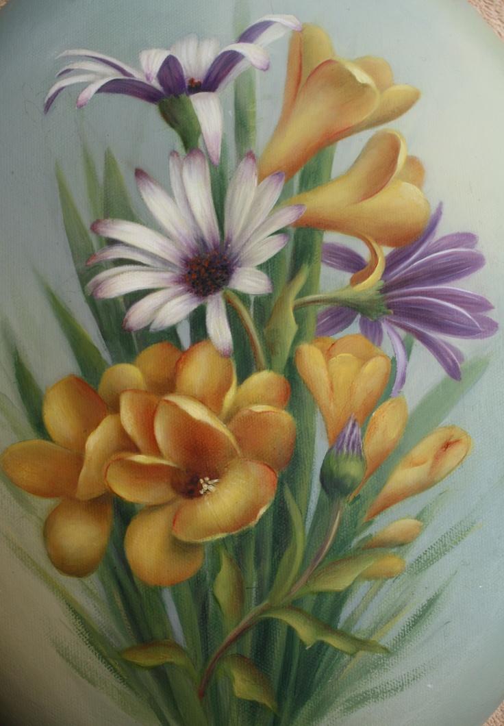 Acrylic Canvas Paintings Pinterest