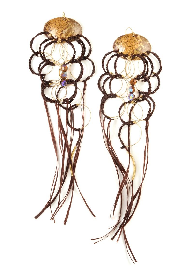 Earrings www.stellakyriakou.com