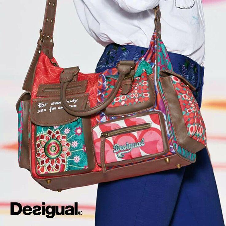 Desigual bag 2014