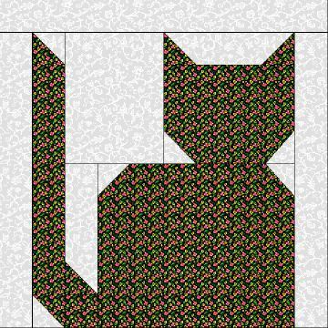 Cat quilt block is creative inspiration for us. Get more photo about home decor related with by looking at photos gallery at the bottom of this page. We are want to say thanks if you like to share this post to another people via your facebook, pinterest, google plus or …