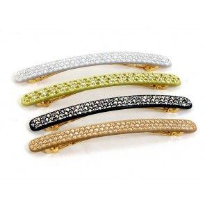 Gorgeous crystal hair clips! Ami Crystal hair clips