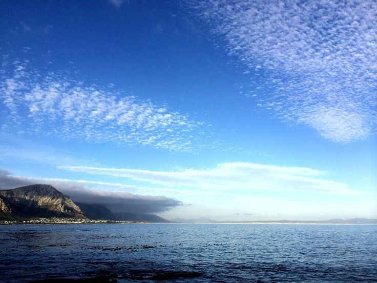 In Hermanus. What I'm looking at right now. Breathtaking. #visitoverberg #MeetSouthAfrica