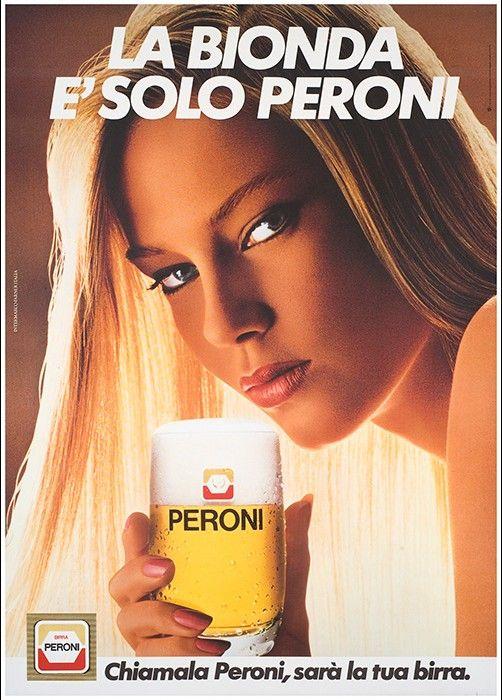 Birra Peroni Autore Intermarco-Farner-Italia