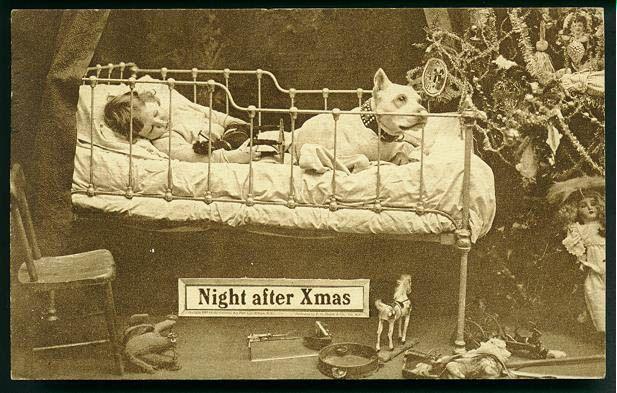 Madeline S Memories Vintage Christmas Cards: Vintage Christmas Memories