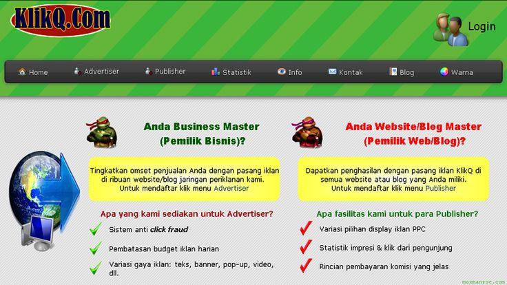 Promosi Online Iklan PPC Indonesia