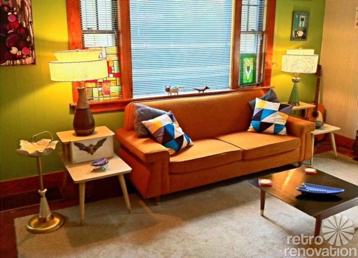 sixties living room 17 best ideas about 1940s living room on 11003