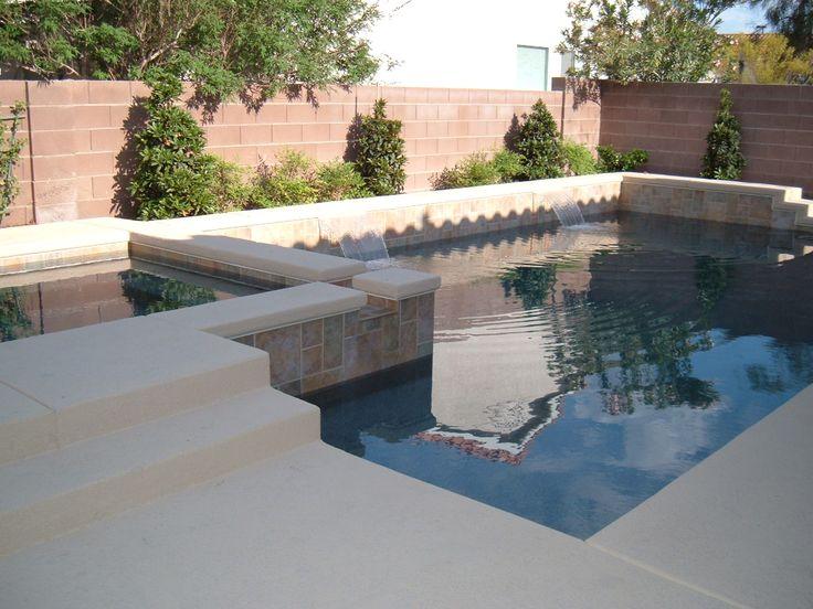 119 best Geometric Pools images on Pinterest | Backyard ideas ...