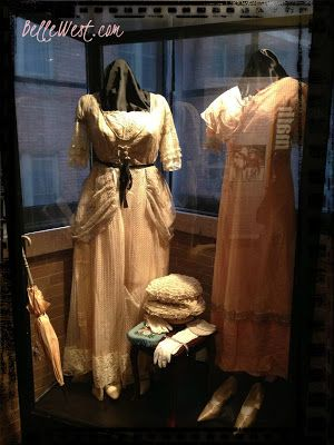 ❥ Molly Brown House Museum, Titanic Exhibit {all photos © BelleWest.com}
