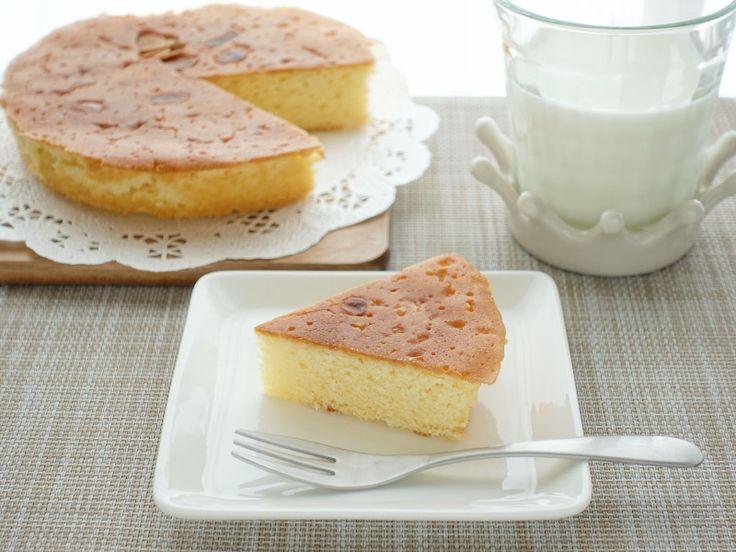神戸 牛乳ケーキ