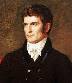 John C. Calhoun (1782-1850), Senator from South Carolina, Vice-President under two Presidents (John Quincy Adams and Andrew Jackson). Secretary of War under President James Monroe, and Secretary of State under President John Tyler.