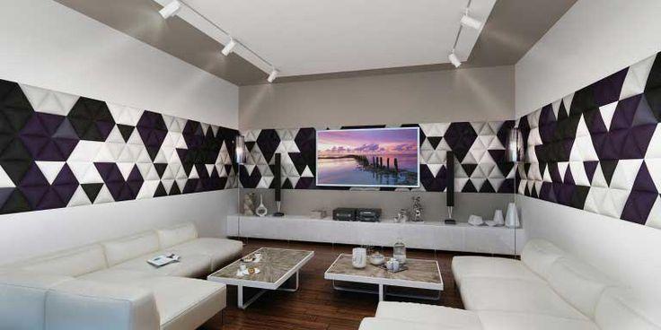 Wnętrza, Panele ścienne 3D DAPPI - Panele ścienne 3D Dappi to miękkie panele tapicerowane, które ocieplą Twoje wnętrze. Zasięgnij nowych inspiracji i stwórz własny design z www.dappi.pl