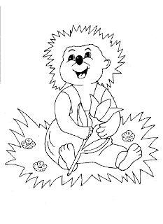 Gyermek kuckó: Ablakmatricák, színezők - ŐSZ