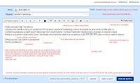 12 doporučení k e-mailu, kterým odpovídáte na nabídku práce. Stahujte vzorový e-mail ve wordu a obrázkový návod právě teď na http://www.pro-cv.cz/produkt/jak-napsat-email/