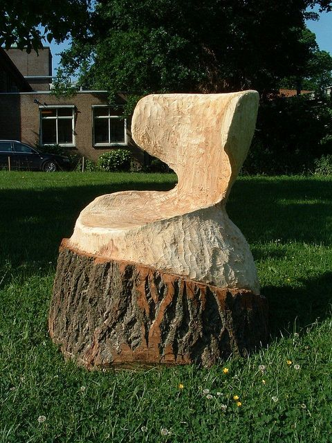 1000 ideas about tree stump furniture on pinterest for Tall tree stump ideas