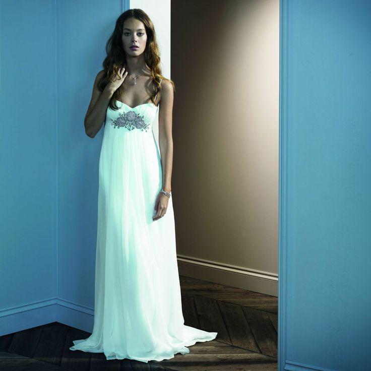 79 best Wedding Dresses images on Pinterest | Wedding frocks, Short ...