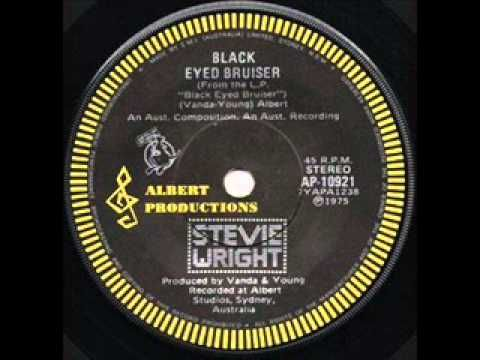 "▶ Stevie Wright - ""Black Eyed Bruiser"" - YouTube"
