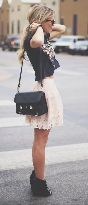 Don't like those wedges but yes to everything else