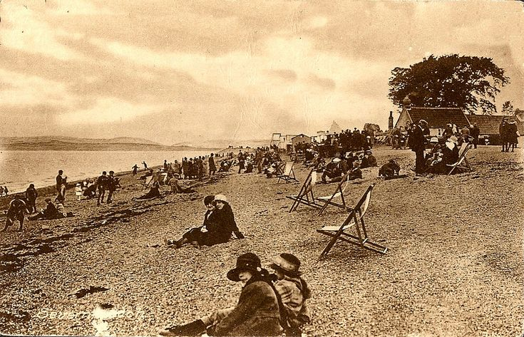 c1920s Severn Beach, South Gloucestershire | by brizzle born and bred