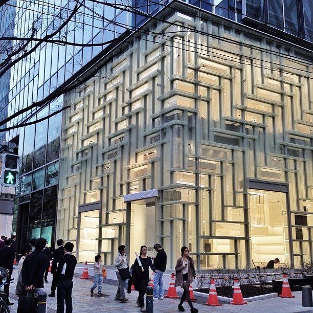 New @Coach, Inc., Inc., Inc. Store in Omotesando by @Shayla Bradley Bradley Shigematsu OMA NY - architecture