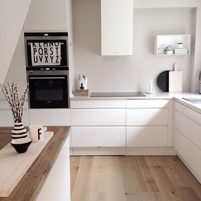 Dream Kitchen Modern: Best 20+ White Ikea Kitchen Ideas On Pinterest