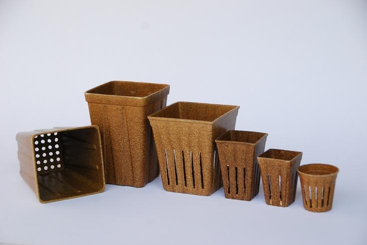 I vasi vipot sono funzionali, adatti a tutte le esigenze di conservazione in casa e all'aperto.