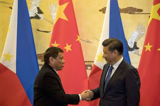 How Philippine President Rodrigo Duterte Is Shaking Up the South China Sea