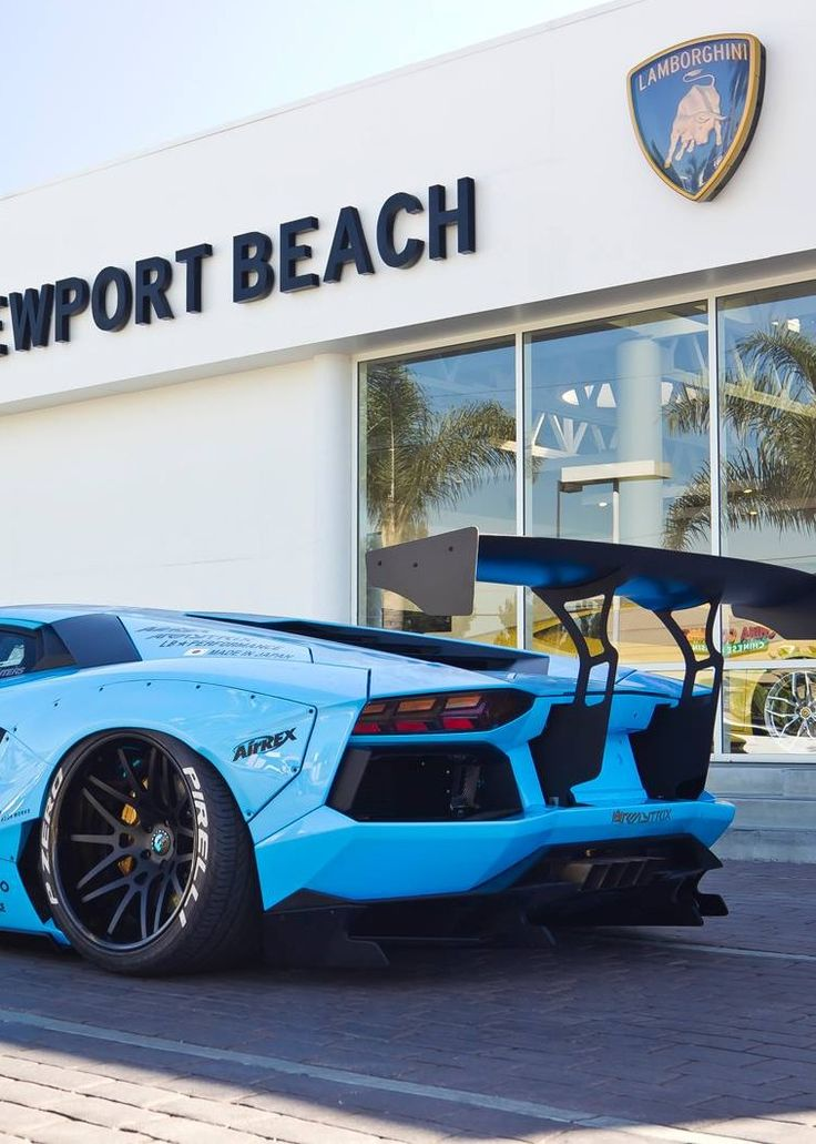 Lamborghini Aventador by LB Performance