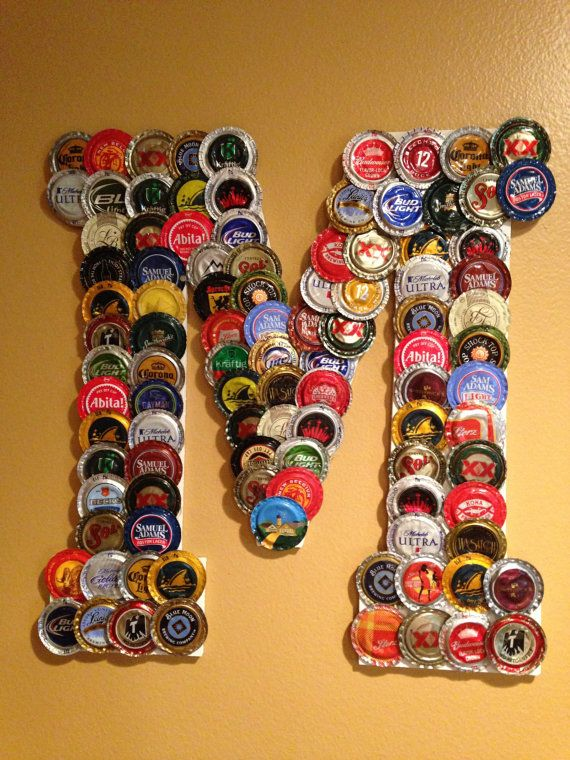 Hey, I found this really awesome Etsy listing at https://www.etsy.com/listing/192335733/bottle-cap-letters
