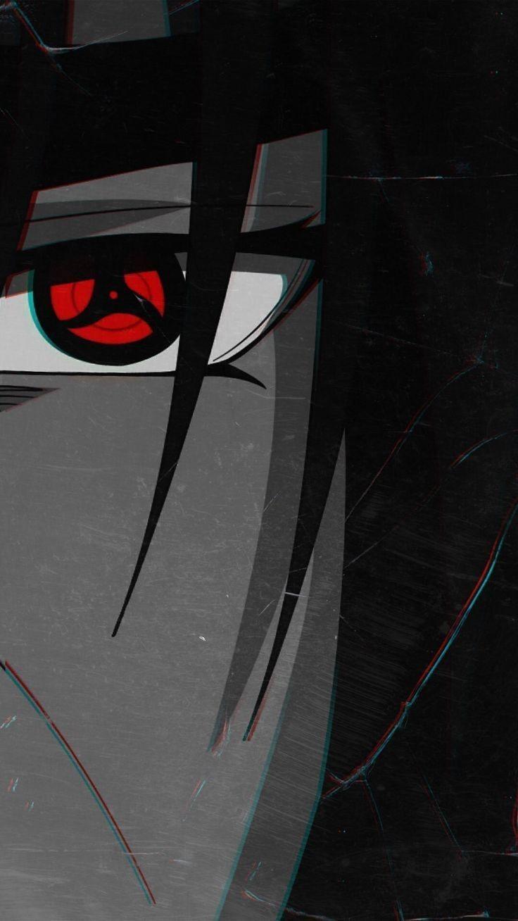 Uchiha Itachi Sharingan Uchiha Itachi In 2020 Itachi Uchiha Itachi Anime Naruto