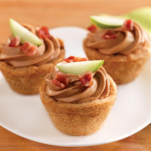 Stock up & save on Pillsbury™ Caramel Apple Flavored Cake Mix. Available at Walmart.