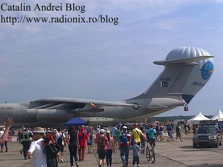 Pakistan Air Force la #BIAS2015