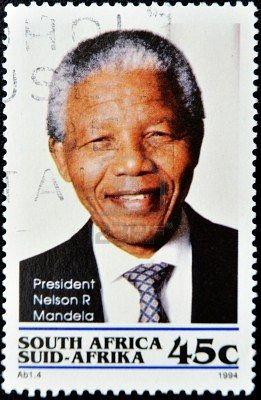 South Africa First African American President, Hero, World Leader, Nobel Peace Prize Winner, Humanitarian