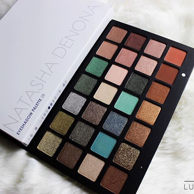 The ultimate eye shadow.  Natasha Denona eye shadow palettes arriving soon on Beautylish.com. Link in bio for early access. #NatashaDenona   Photo by @theluxelimit.