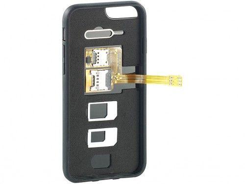 Triple SIM Adapter für iPhone 6